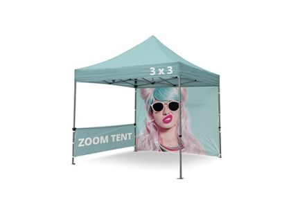 Branded Pop Up Tents & Gazeebos