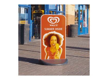 Pavement Signs & Swinger Signs