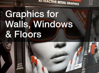 Printed Graphics / Retail Graphics