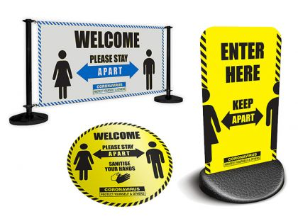 Protective Signage & Displays for Car Showrooms, Forecourts & Retail Outlets