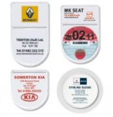 Tax Disc Holdersone