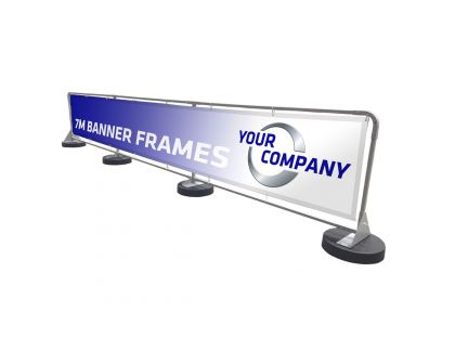 Banner Frames, Portable Banner Frame Systems for Outdoor Events
