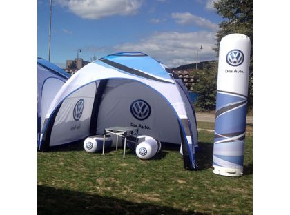 Branded Inflatable Tents