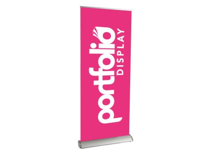 Deluxe Roller Banner Stand
