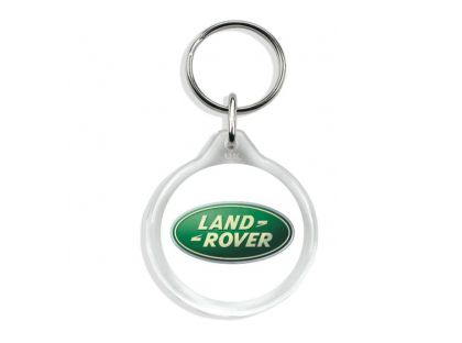Small Round Acrylic Keyrings