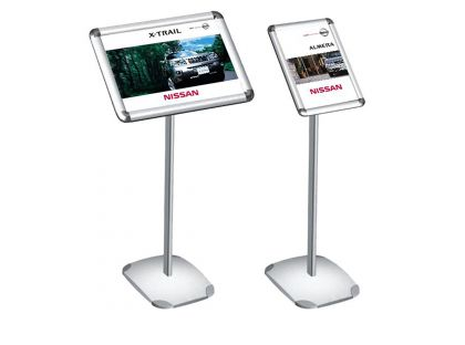 Spec Card Stands
