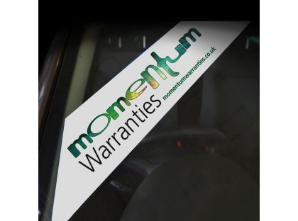 Windscreen Sashes