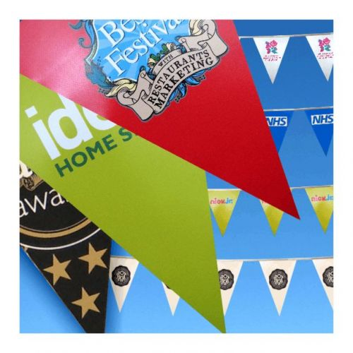 Personalised PVC Bunting