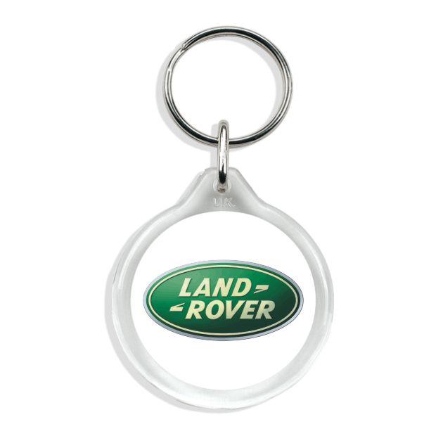 small round acrylic keyrings small shaped plastic key rings