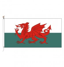 Welsh Flagsone