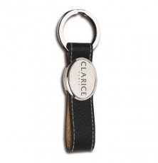 Elite Hide Leather Keyringone