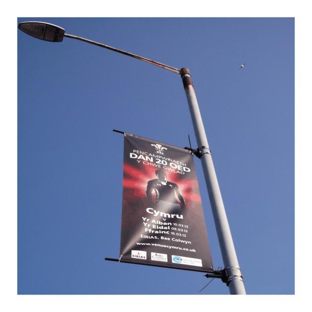 Air Spring Banner Systems for Lighting Columns Meet EN40 ...