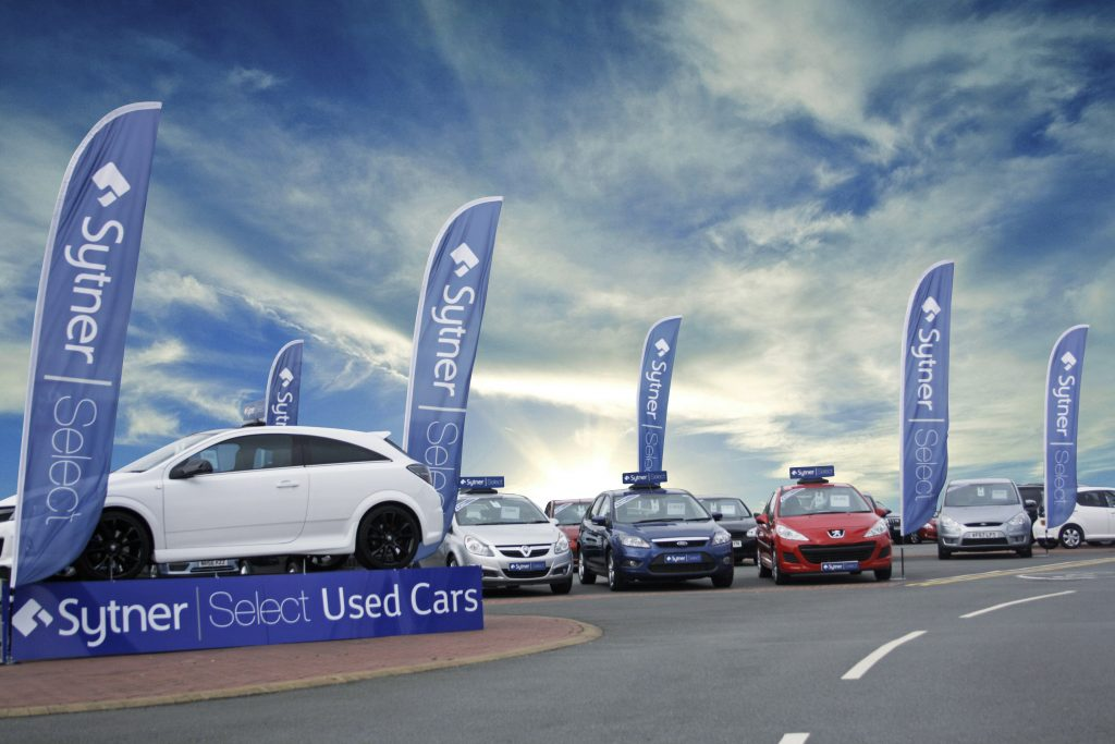 Sytner - Approved Used Programme for Sytner Select